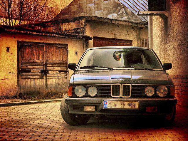BMW 728i E23