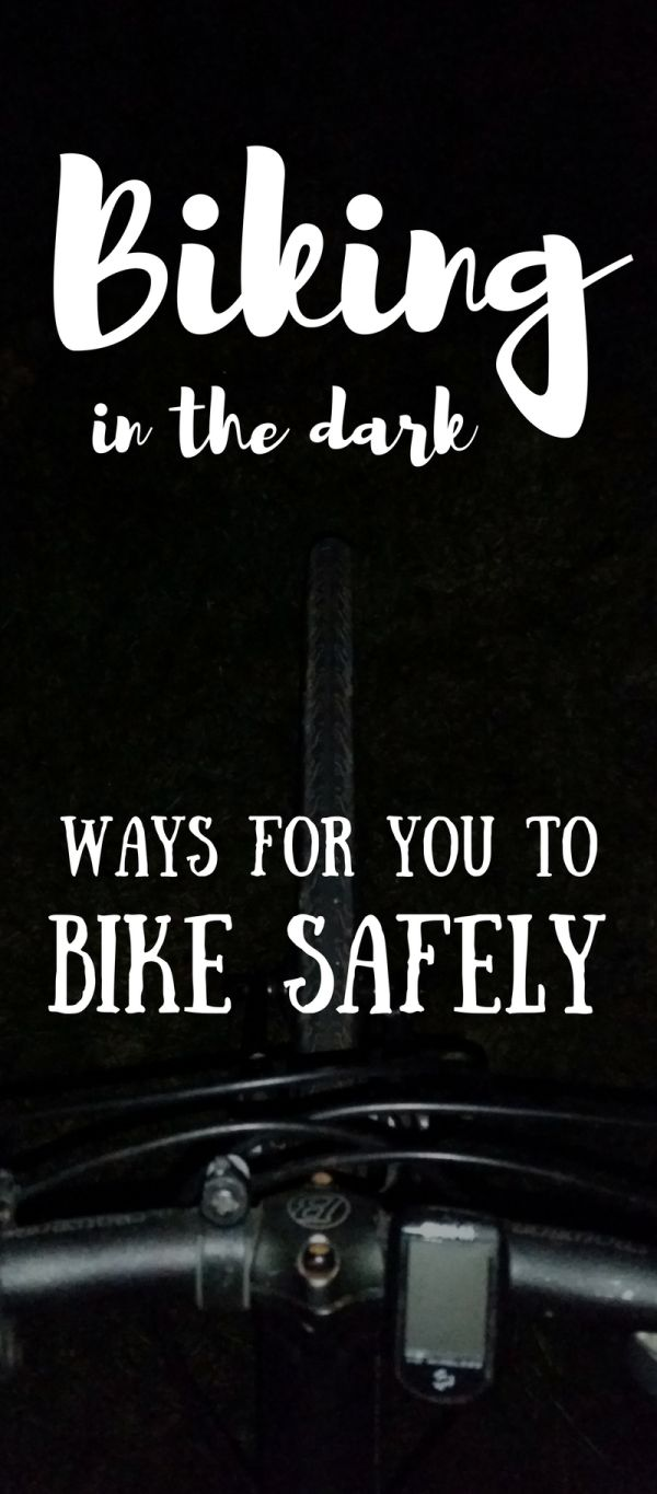 If you're getting a cycling workout in outdoors and you're riding when it's starting to get dark out, be sure to consider bike safety for biking gear at night. There are bike accessories and bike gadgets that can make for safe biking whether it's road cycling, mountain biking, or triathlon training! So have a look at some of these bike lights!