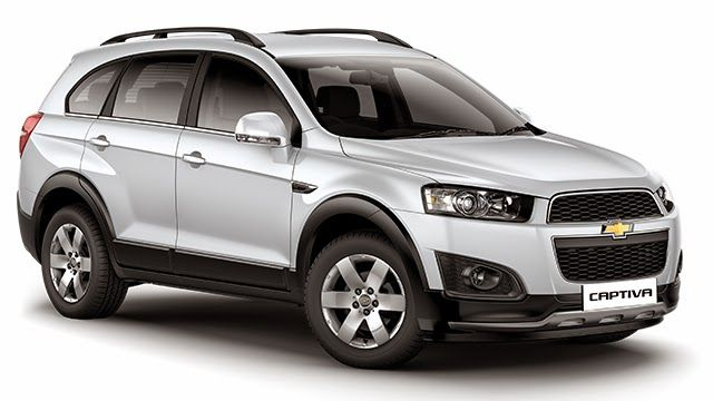 Chevrolet Captiva 2015 review   What's Latest..?