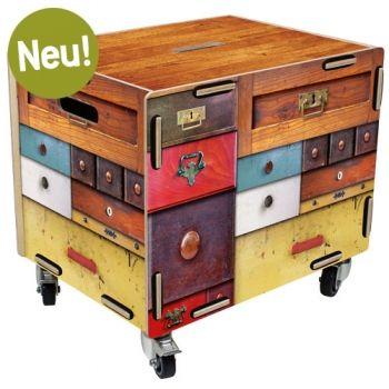 Werkhaus Shop - Rollbox - Schubladen