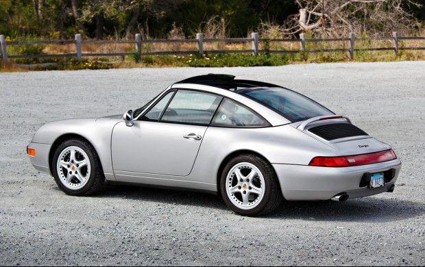 1998 Porsche 993 Targa Gooding Company Porsche 993 Porsche Vintage Porsche