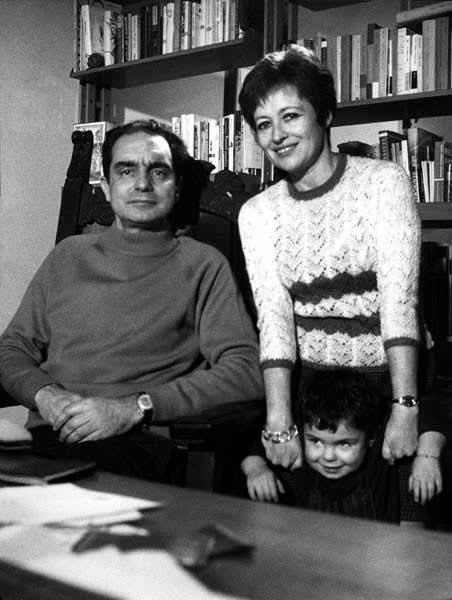 Italo Calvino e Esther Judith Singer