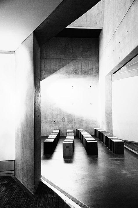jewish museum berlin by nat urazmetova | S/TUDIO