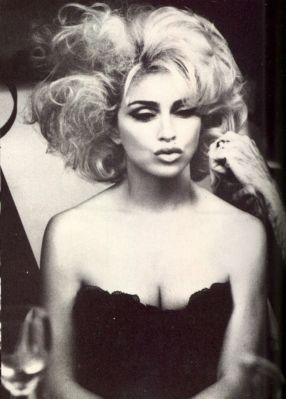 Madonna photographed by Steven Meisel for Vogue Italia