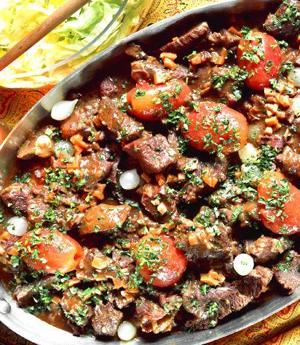 Burgundisk köttgryta | Recept.nu