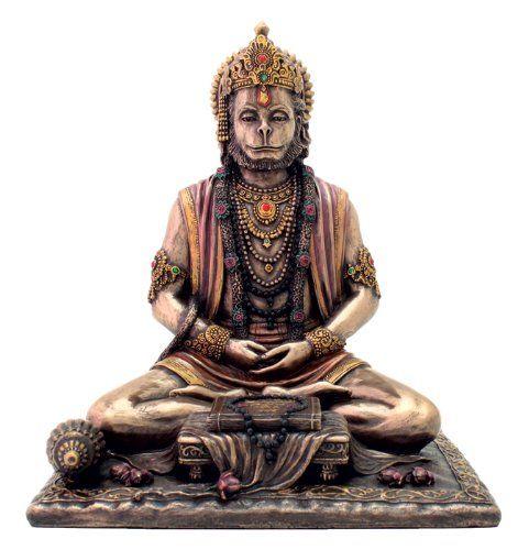 Sale - Hanuman - Hindu God of Strength Sculpture tl,http://www.amazon.com/dp/B00BFG3EBK/ref=cm_sw_r_pi_dp_BTVrtb0E0XB13ZGP