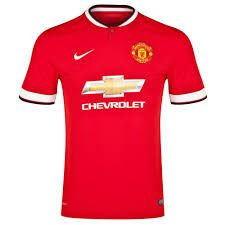 Manchester United Home Boys/Youth 2014 2015