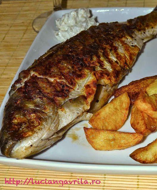 Sosu' lu pește (prăjit)   Food and beyond…