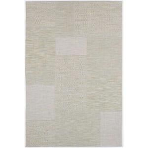 NIZZA Tapis de salon 60x110 cm beige