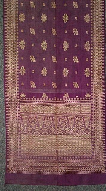 Sumatra antique Minangkabau Selandang