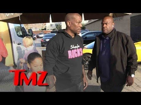 Tyrese Gibson Grabs Sushi with Daughter Shayla After Court Victory | TMZ