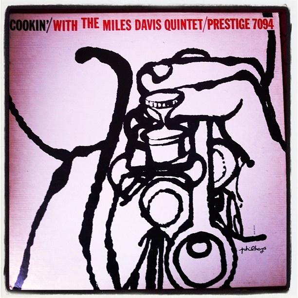 Cookin - Miles Davis