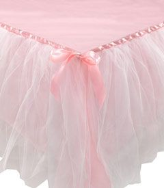 3' tulle tutu table skirt section - Chasing Fireflies