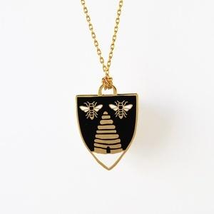 Beehive/Bees/Owl