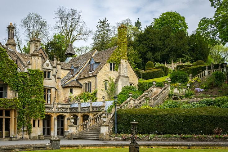 Manor House Hotel, Castle Combe