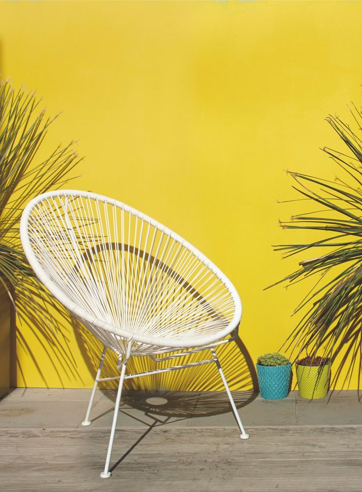 The Retro Modern Kodi White Decorative Rope Chair Makes An Attractive And  Extremely Comfortable Addition To The Patio, Conservatory Or Bedroom.