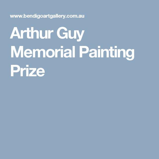 Arthur Guy Memorial Painting Prize