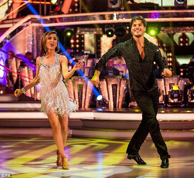 Strictly Come Dancing 2015 week 10 in pictures