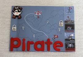 """Résultat de recherche d'images pour """"deco chambre garcon pirate"""""""