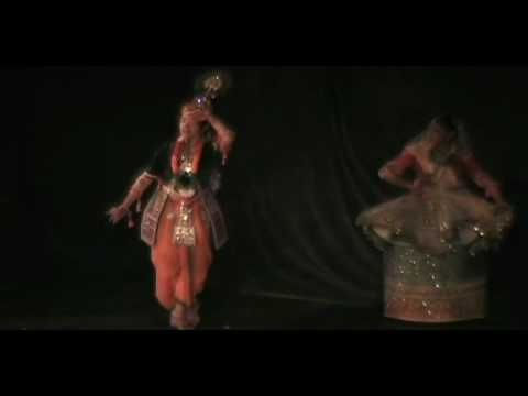 Gita Govinda in Manipuri Dance - Sohini Ray - YouTube