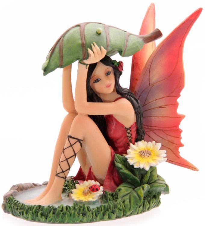 Hada Lluvia de Verano #lisa #parker #fairy #decoracion #decor #fantasia #fantasy #xtremonline