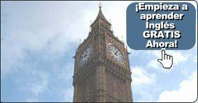 Clik para acceder al Curso de inglés gratis, la mansión inglés