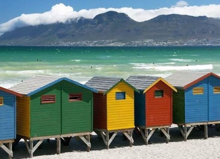 Best waterfront cities list. Go Cape Town