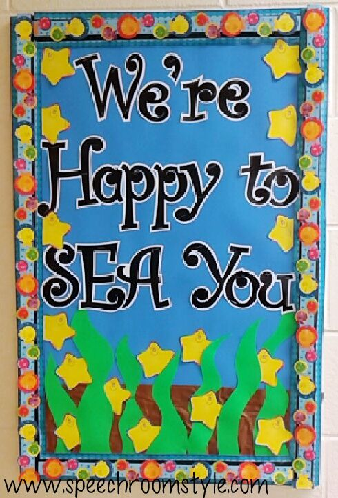 Best 25+ Fish bulletin boards ideas on Pinterest | Ocean ...