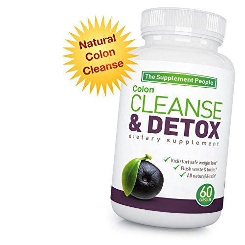 Acai Berry Cleanse - Herbal Supplement for Colon Health, Easy Weight Loss, and Super Detox Diet - 60 Natural Capsules for Men and Women - Heal Liver, Flush Colonic Parasites & Beat Constipation - 100% Money Back Guarantee The Supplement People http://www.amazon.com/dp/B00R6K7UQE/ref=cm_sw_r_pi_dp_3ZZqvb14416DS