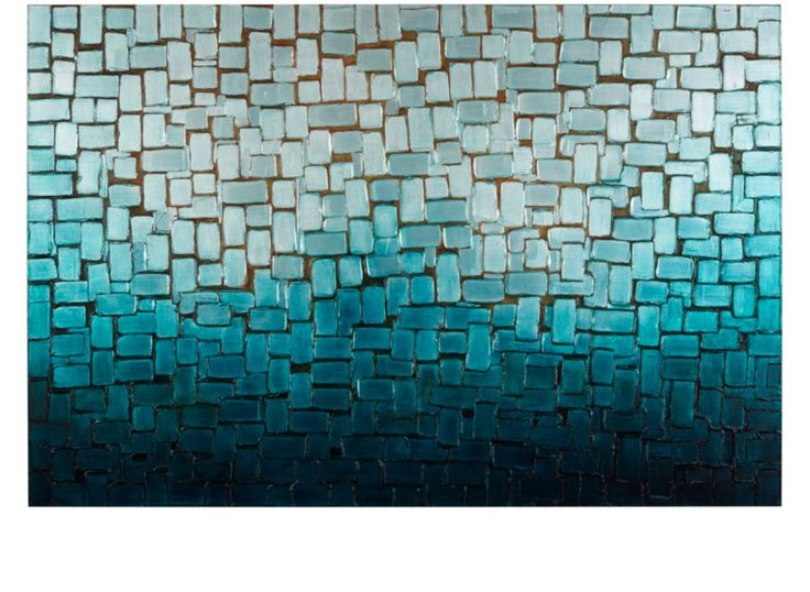 Nuances Of Blue, Canvas X From Z Gallerie, Instock Right Now At Clay  Terrace!