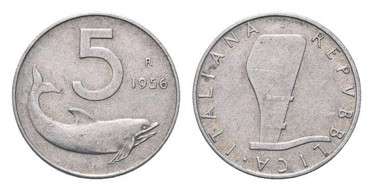 5 lire ricchezza
