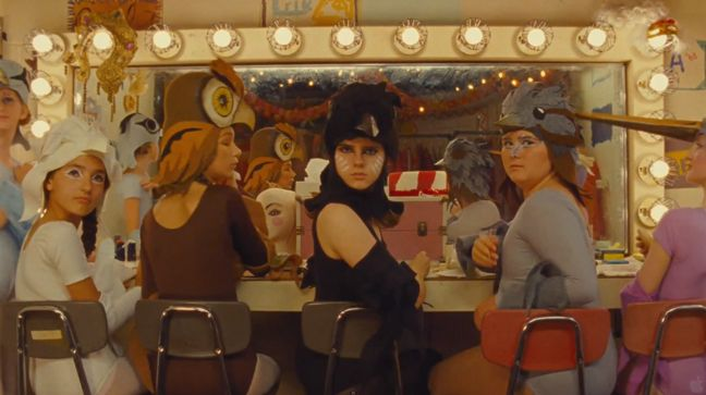 I am soooo going to steel this costume idea from Moonrise Kingdom. Whose with me?