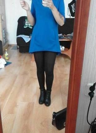 Kup mój przedmiot na #vintedpl http://www.vinted.pl/damska-odziez/krotkie-sukienki/10550735-asymetryczna-sukienka-z-kieszeniami