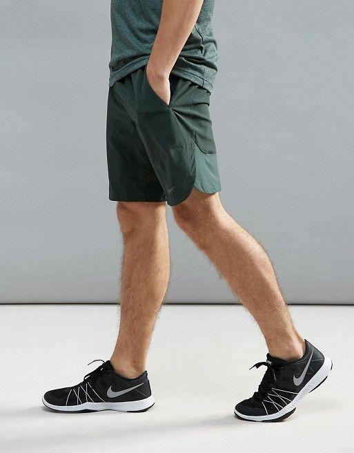 06fbfe35a3724 Nike Training - Flex Vent - Short - Kaki 833370-332