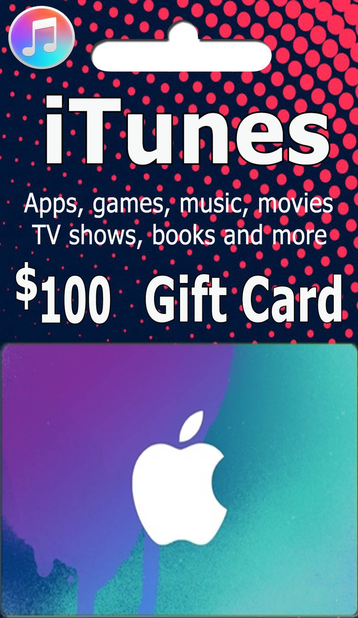 Get free 100 dollar itunes gift card code free itunes