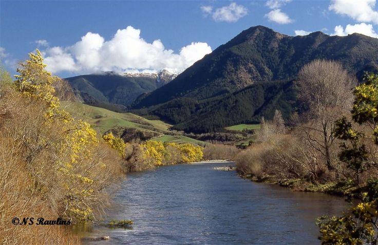 Tranquility - Motueka River - Motueka River, Nelson