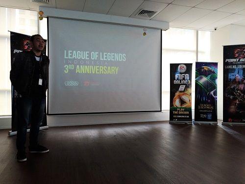 Grand Final LNCC dan LIC jadi acara utama ulang tahun League of Legends yang ke 3!
