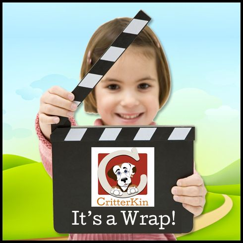 It's a wrap for this school year. If you're interested in participating in the CritterKin Blog Swap next year, email us at: JenaBall@CritterKin.com