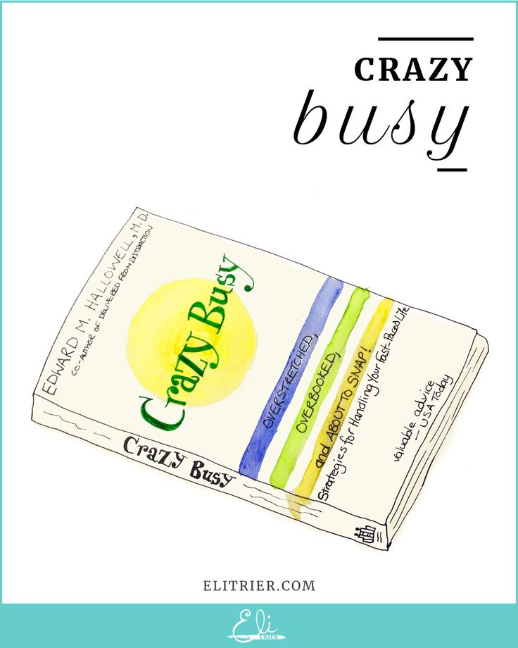 Artist | Creativity | Creative Block | Creative Fear | Inner Critic | Self Care | Ritual | I recently read this awesome book, CrazyBusy by Edward Hallowell. Highly recommended for anyone who feels overwhelmed by life on a daily basis, and longs to unplug, tune out, turn off