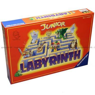 Billede af Labyrinth: Junior set skråt oppefra