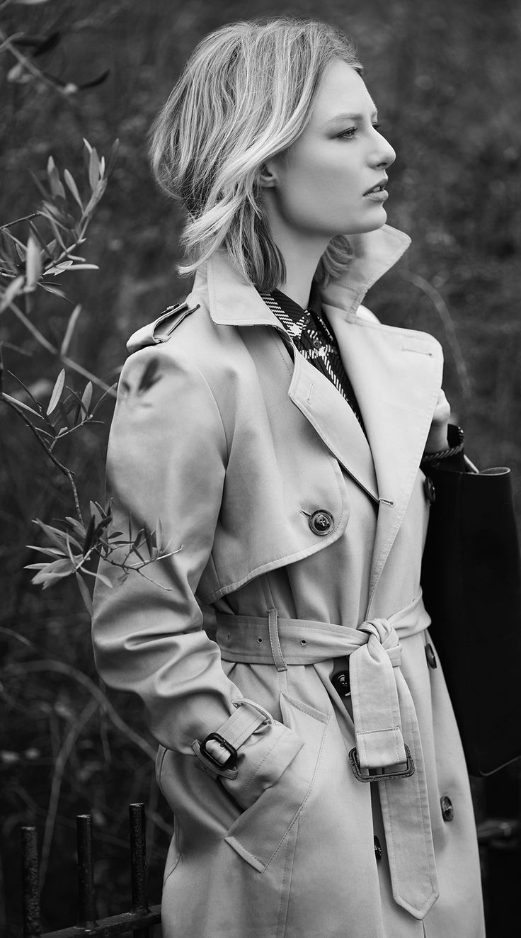 The coat that you have been waiting for has arrived. The Best of British Trench Coat.