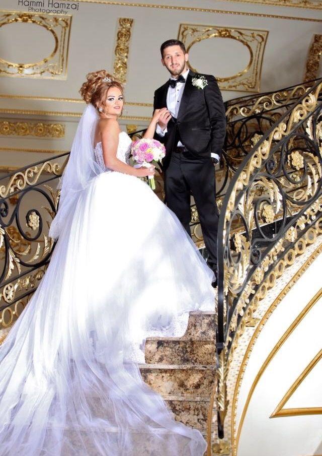 groom bride wedding