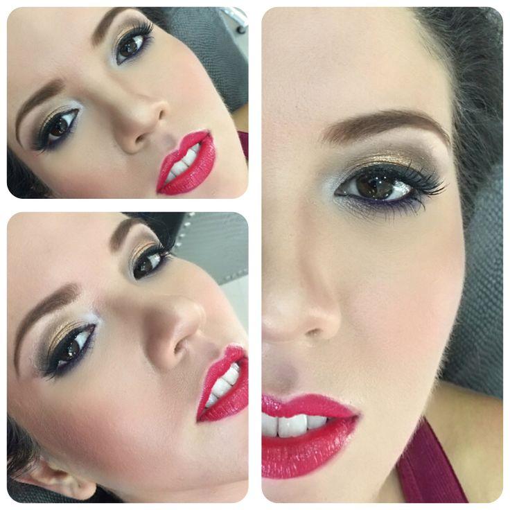 ¿Miedo a los Labios Rojos? #MakeUp #UrbanDecay #Mac #RedLips #Woman #Lady