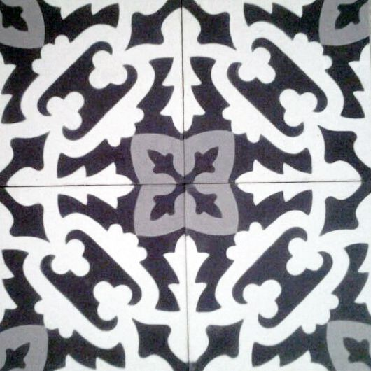 hand made encaustic traditional spanish design  andalusian Persian Interior Design Moroccan Decor