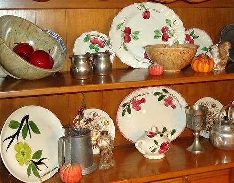 Blue Ridge dishes & 53 best Blue Ridge Dinnerware images on Pinterest   Blue ridge ...