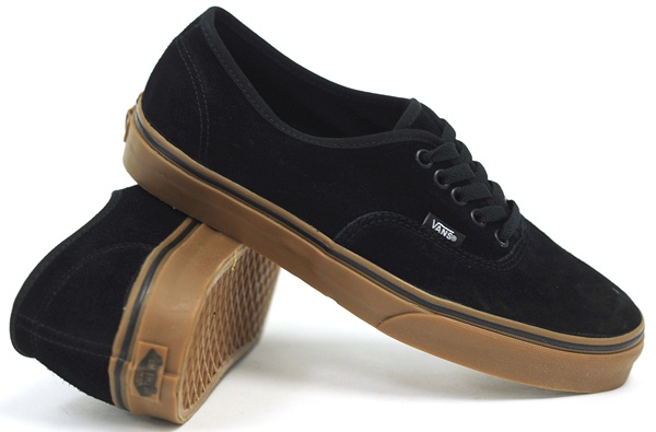 Vans Era All Black Authentic