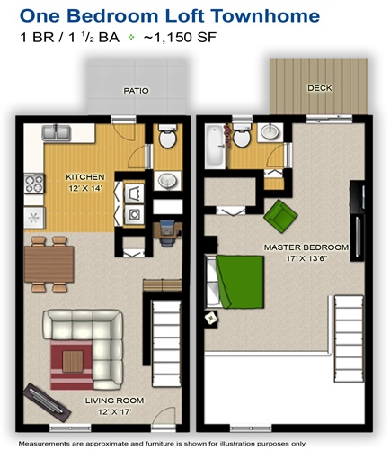 Golfside Lake Apartments And Townhomes