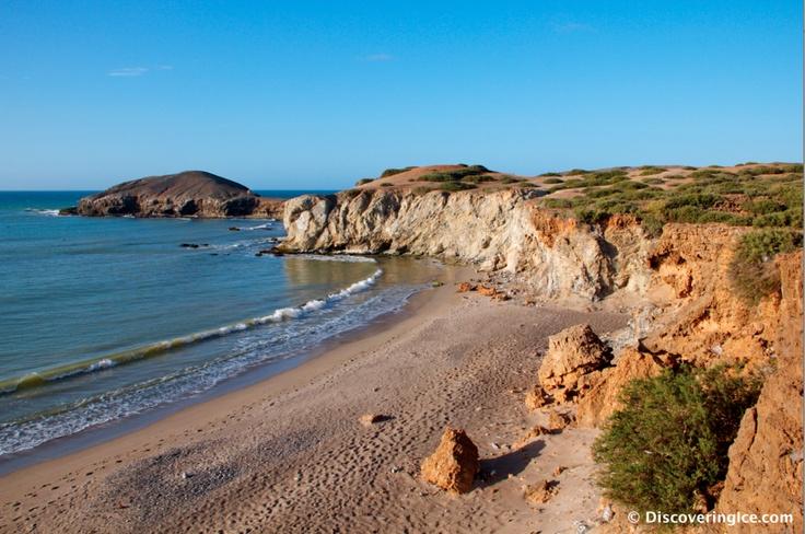Where desert meets ocean...the amazing and deserted beaches of Cabo de la Vela, La Guajira, Colombia