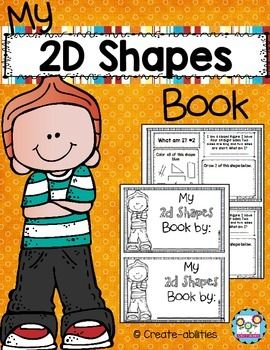 2D Shapes; 2D Shapes Little BookThis set ties in directly to the common core geometry standards.Included in this download are pages that cover: What is a shape? What is a polygon? Circle Semicircle  triangle square rectangle rhombus trapezoid parallelogram pentagon hexagon octagon What am I? (10 versions where students look at listed attributes and try to figure out what the shape is.
