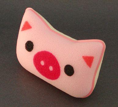 Piggy Kitchen Sponge (016045)